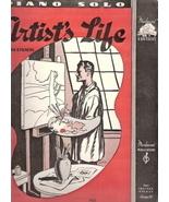 Artist's Life - $15.00