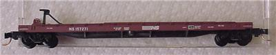 "Micro Trains 64050 NS 57' 6"" TOFC 157271"