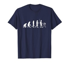 Dad Shirts -  BBQ Evolution Funny Grilling Life Father's Day Gift T Shir... - $19.95+