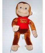 Kellytoy Curious George Monkey Plush Stuffed An... - $8.50