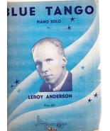 Blue Tango: Piano Solo - $7.00