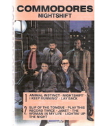 Nightshift Commodores - $4.00