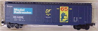 Micro Trains 32360 MR 65 Years 50' Boxcar 346599