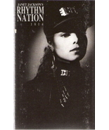 Rhythm Nation 1814 Janet Jackson - $4.00