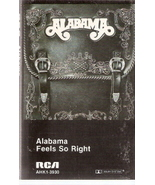 Feels So Right Alabama - $3.00