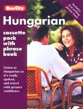 Hungarian Cassette Pack with Phrase Book (Cassette Packs) (Hungarian and... - $16.98