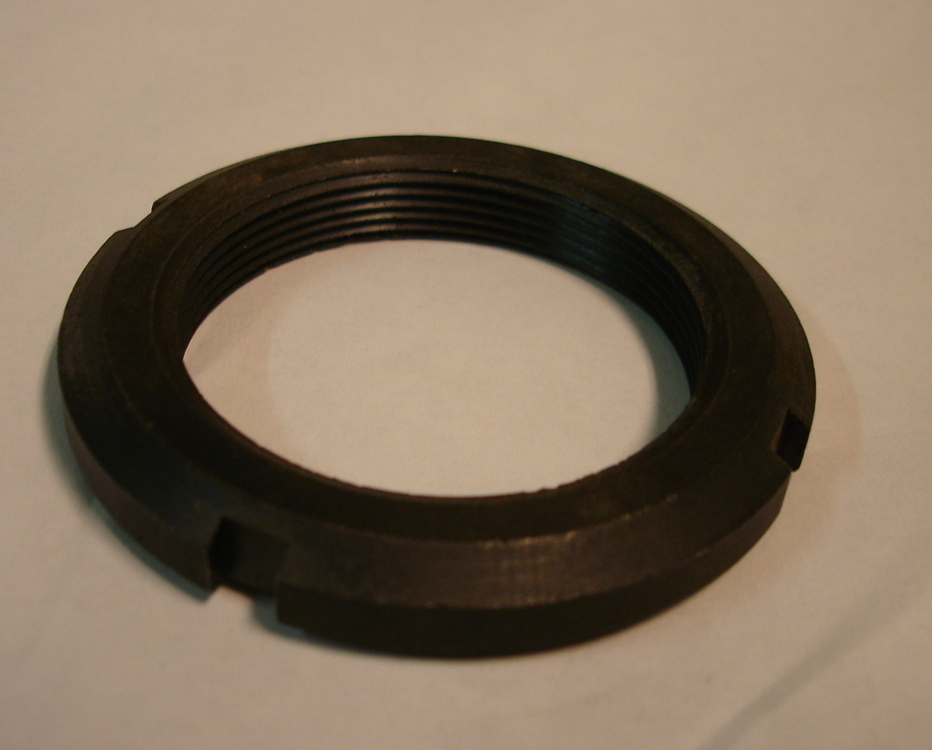 Slotted Shaft Nut M50x1.5
