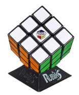 Hasbro Gaming Rubik's 3X3 Cube, Puzzle Game, Classic Colors - $17.80