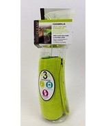 Casabella Spray Bottle w/  3 Micro Fiber Cleaning Cloths Perfect for DYI Cleaner - $11.49