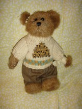 Boyds Bears 1998 Plush Edmund Spring Bear - $10.99