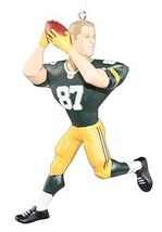 Hallmark NFL Green Bay Packers Jordy Nelson Christmas Ornaments - $14.70