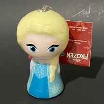 Hallmark Disney Frozen Elsa Christmas Tree Ornament Shatterproof Chibi Style - $11.30