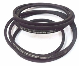 LOT OF 2 NEW TB WOOD'S BP105 SURE-GRIP PREMIUM V-BELTS 108'' LENGTH 21/32'' WDTH