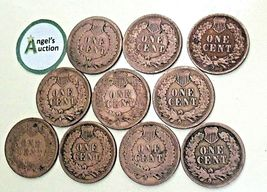 Indian Head Penny 1900, 1901,1902, 1903, 1904, 1905, 1906, 1907, 1908 and 1909  image 12