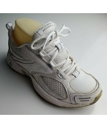 Ryka tennis shoes/sneakers women's white lace-up size 6.5 (US) / 37.5 - $24.97 CAD