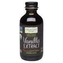 Frontier Herb Vanilla Extract Organic - 2 oz - $15.99