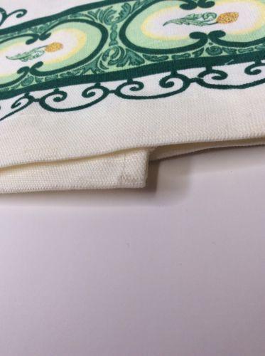 Kay Dee Designs Linen Kitchen Dish Guest Finger Tea Towel Pineapple Fruit Yellow image 6