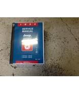 1995 JEEP CHEROKEE WRANGLER Service Shop Workshop Repair Manual BRAND NE... - $166.30