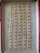 Vintage Bingo Game in Box, J. Pressman Co., New York image 9