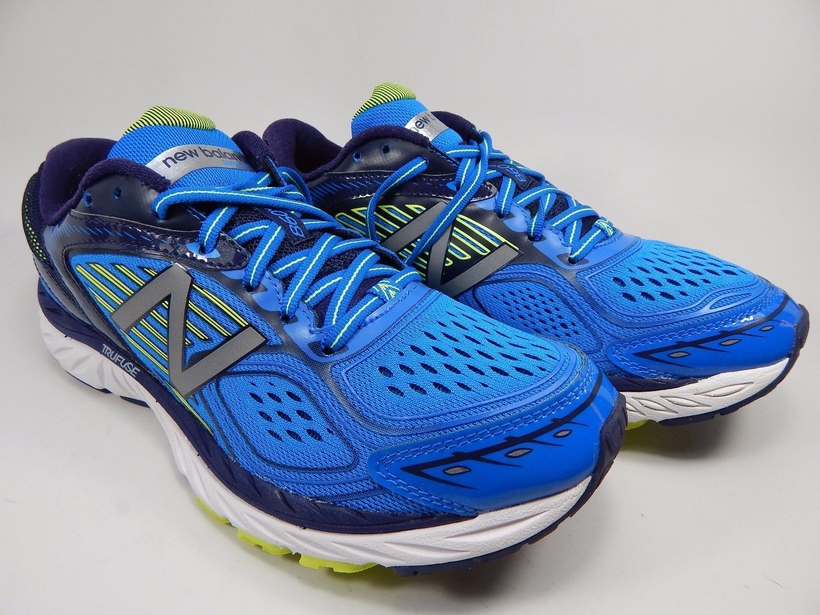 New Balance 860 v7 Men's Running Shoes Size US 8.5 M (D) EU 42 Blue M860BY7