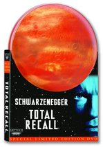 Total Recall Special Limited Edition DVD  - $4.95