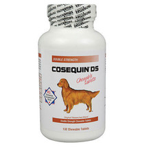 Cosequin Chewable Tablets for Dog - 132 ct - Double Strength - maintain ... - $58.76