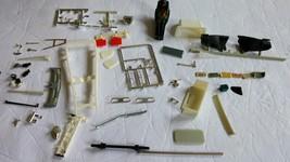 Vintage Revell and other Plastic Model Car Parts Junkyard Lot 1/24 1/25 ... - $23.24