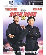 BRAND NEW FACTORY SEALED DVD Rush Hour 2 DVD - $12.86