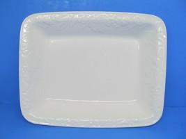 """MIKASA English Countryside Rectangular 13"""" Lasagna Dish #DP900 EUC - $54.93"""