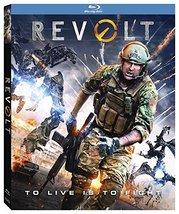 Revolt [Blu-ray] (2017)