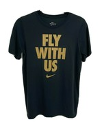 Nike youth girls t-shirt short sleeve black size XL - $9.79