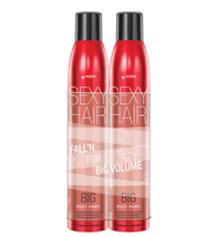 Sexy Hair Concepts Hair Root Pump Mousse Duo