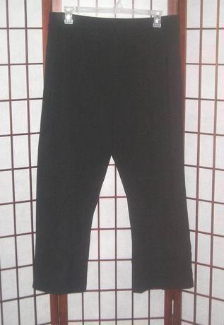 New lane bryant women s black pants sz 24wp
