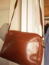 Pre-owned Vintage Ferragamo leather shoulder handbag - $129.00
