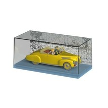 THE LINCOLN ZEPHYR 1/24 VOITURE TINTIN CARS NEW THE SEVEN CRYSTAL BALLS 2019 image 3