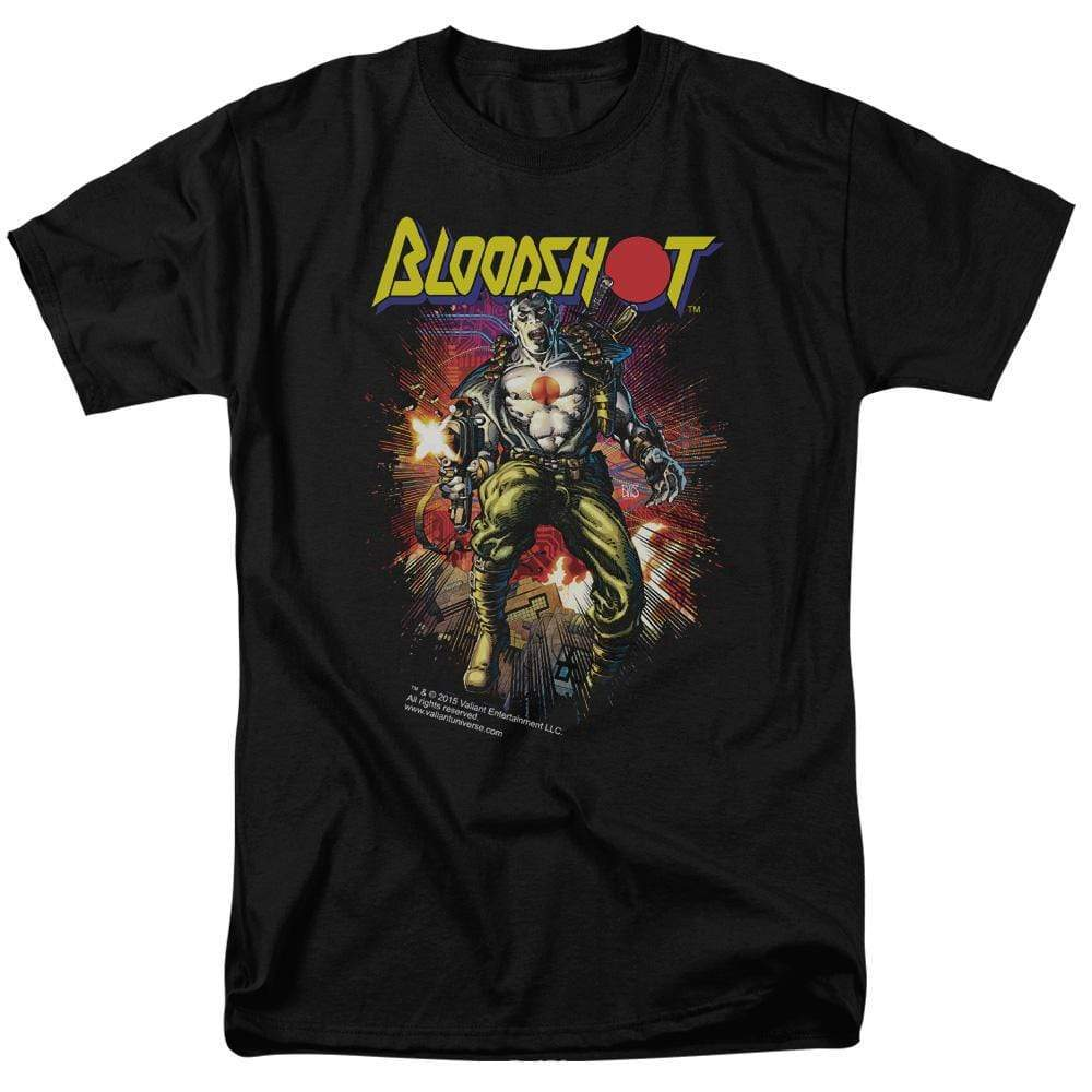 Ntiy quantum and woody ninjak  graphic tee shirt for sale online store bloodshot val160 at 2000x