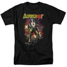 Bloodshot Classic Omnibus T Shirt Valiant Comics 90s Eternal Warriors VAL118 image 1