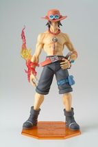 One Piece: Portgas D Ace NEO 2 Portrait of Pirates 1/8 Scale PVC Figure NEW! - $129.99