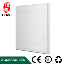 Hot sale diy white plicated filter screen for universal to filter pm2 5 and haze to thumb200