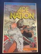 Ape Nation (1991) #1A #1 NM Near Mint Adventure Comics - $9.90