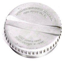 BAILEY 6638294-1 ALUM. TRANSMITTER CAP FOR PTSDDC122BB210B