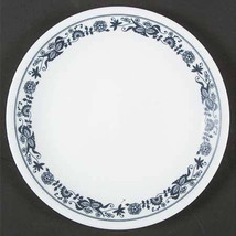 """1970's Vintage Bread Plate in The Old Town Blue (Corelle) by Corning 6 3/4"""" - $7.99"""