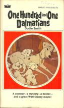WALT DISNEY - ONE HUNDRED AND ONE DALMATIANS Dodie Smith - B&W ILLUSTRAT... - $9.25