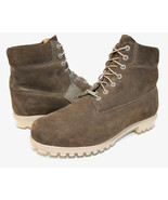 Timberland Premium brown suede boots waterproof size 13 $200 - $75.00