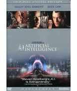 BRAND NEW SEALED A.I. ARTIFICIAL INTELLIGENCE (DVD, 2-DISC SET WIDESCREEN) - $16.82