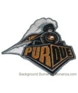 Purdue Boilermakers logo Iron On Patch - $4.99
