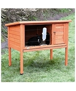 Natura One-Story Rabbit Hutch (Small) New, Pet Rabbit Cage, Small Animal... - $124.99