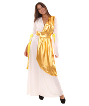 Adult Women's Greek Goddess Costume | White Cosplay Costume - $47.85