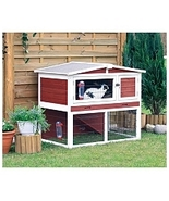 Natura Small Animal Hutch with Enclosure  Pet Rabbit Cage, Small Animal ... - $249.99