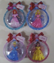 Disney Princess Ariel, Belle, Cinderella & Sleeping Beauty doll lot of 4... - $30.00